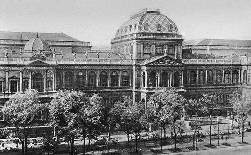 Университет в Вене (1892 – 1893 гг.) -…