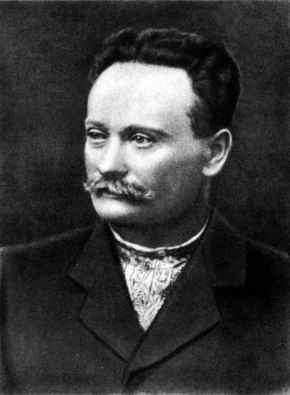 Іван Франко. Фото 1904 р.